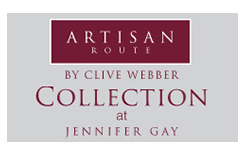 Artisan Route by Clive Webber<br /> at Jennifer Gay